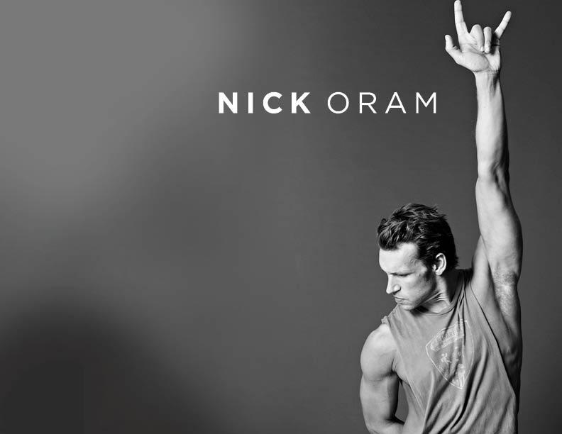 Nick Oram