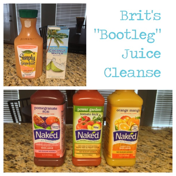 juice cleanse grit by brit