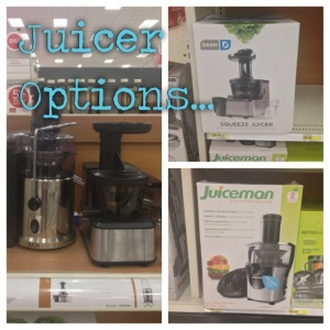 juicer options
