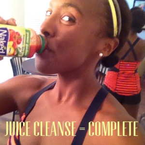 Sharing my bootleg version of the Dr. Oz Juice Cleanse - Summer 2013