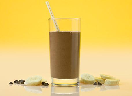 nut banana smoothie