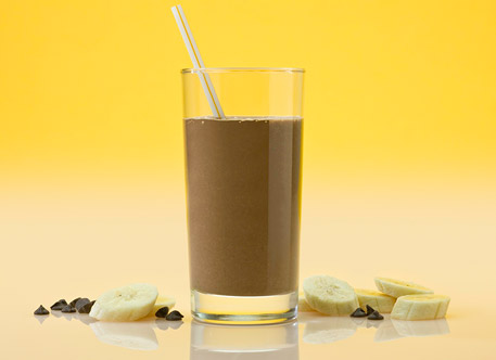 nut banana smoothie