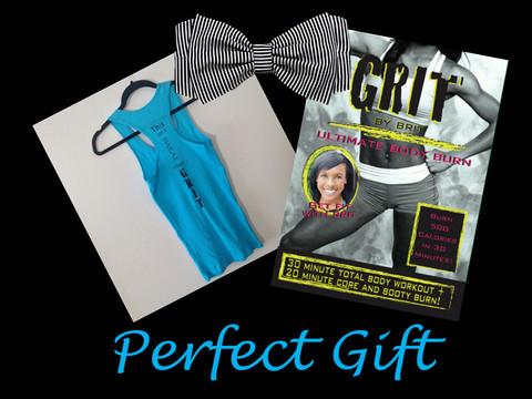 blue tank gift set