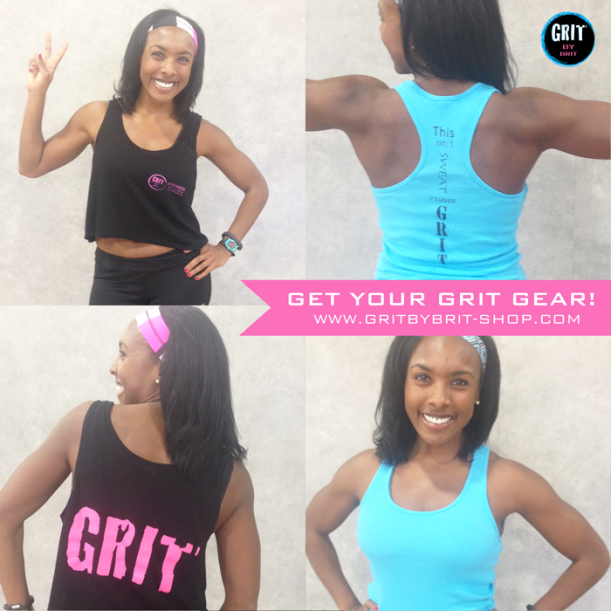 grit by brit tank tops